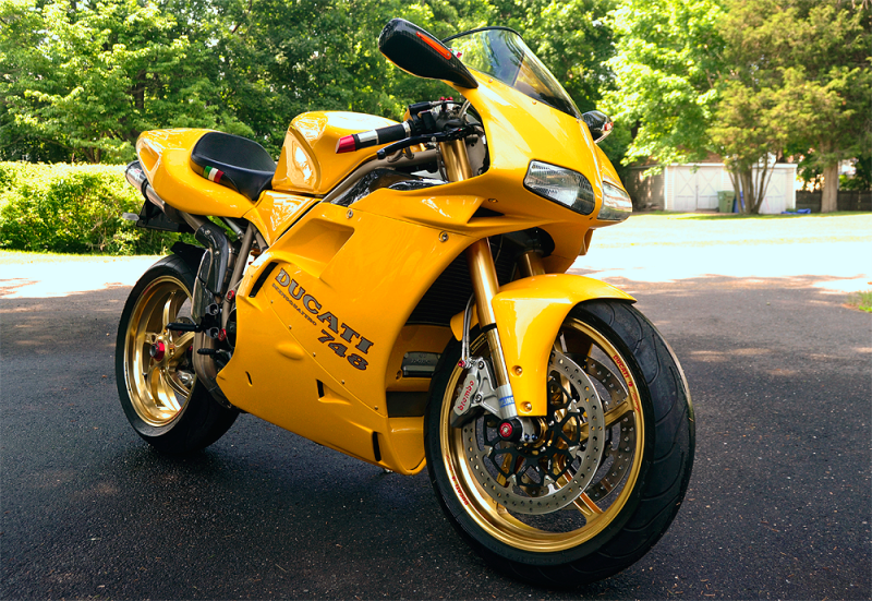 748 Yellow Dark Vs Light Ducati Ms The Ultimate